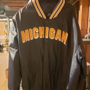 Steve and Barry's michigan jacket